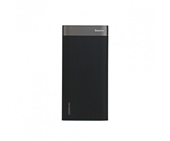 Внешний аккумулятор Baseus Parallel Type-C PD QC3.0 20000 mAh Black