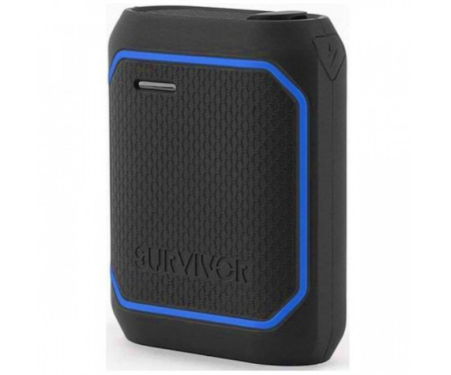 Внешний аккумулятор Griffin Survivor Power Bank 10050mAh Black/Blue (GC42498)