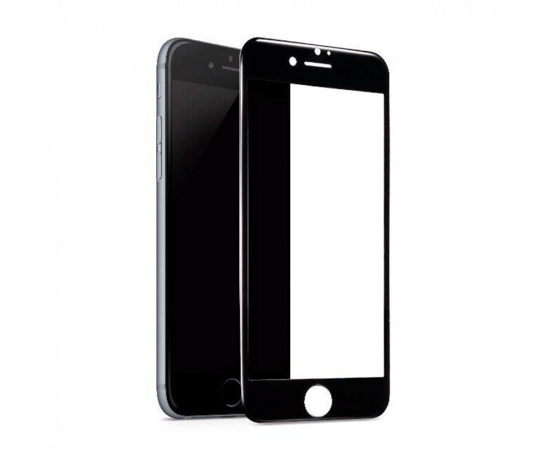 Защитное стекло 5D для iPhone 6Plus/6SPlus Black