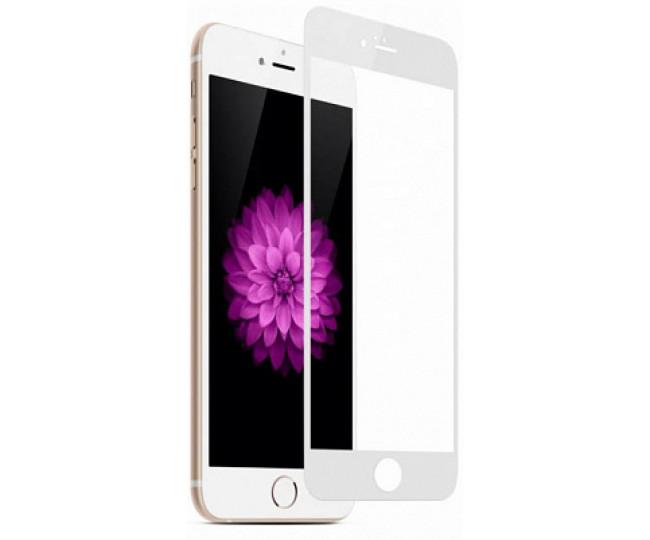 Защитное стекло iLera iPhone 7Plus/8Plus White