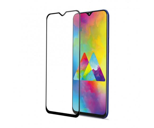 Защитное стекло Full Glue для Samsung A10 Lux Black