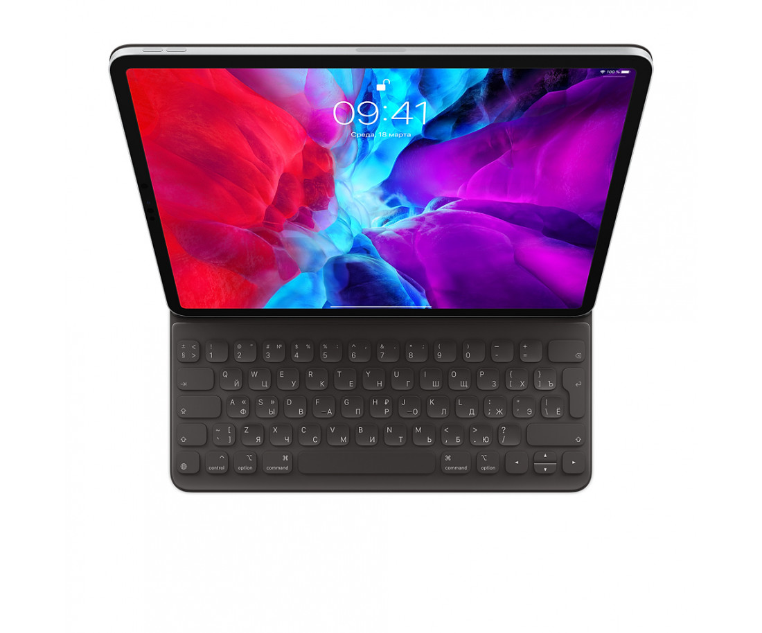 Apple Smart Keyboard Folio for iPad Pro 12.9‑inch 2020 MXNL2