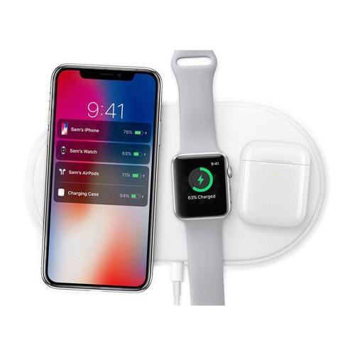Беспроводной Зарядное устройство для iPhone,Аirpods,Apple Watch