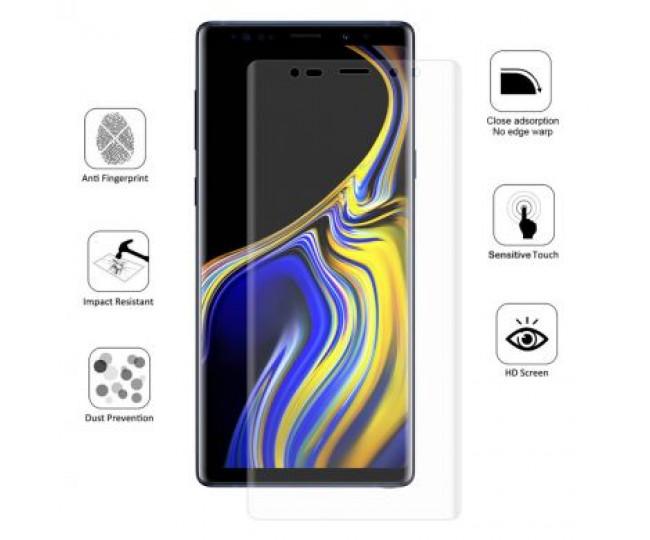 Защитная силиконовая пленка Blue Drop для Samsung Note 9