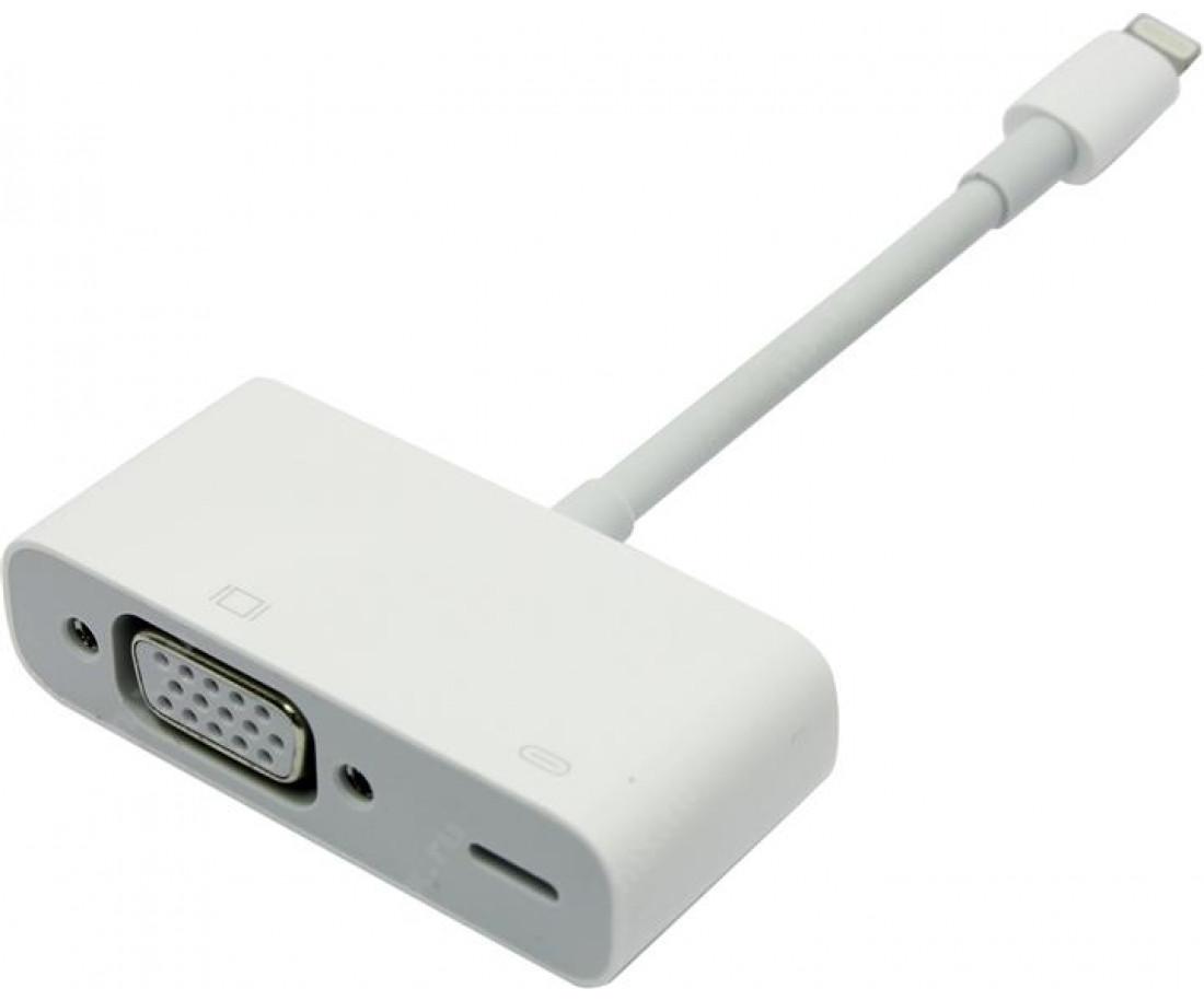 Переходник Apple Lightining to VGA