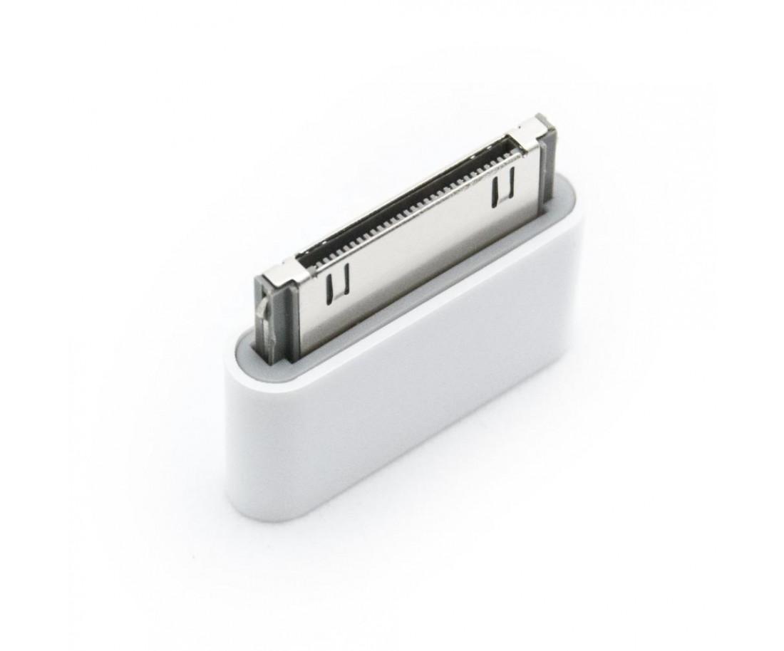 Переходник micro USB to 30-pin Adapter + cable