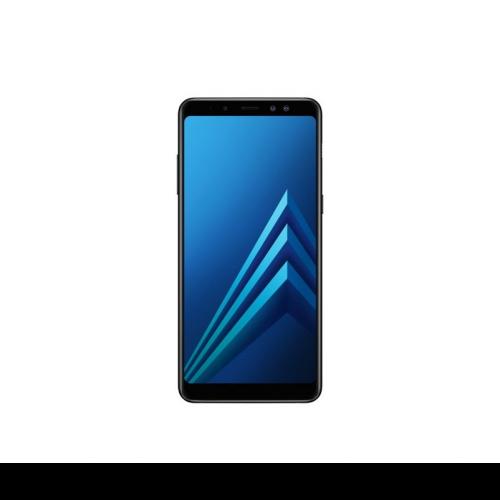 Samsung Galaxy A8 2018 A530F SS 4/64GB Black