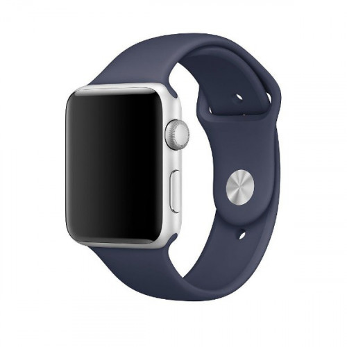 Ремешок Apple Midnight Blue Sport Band для Watch 38mm (MLKX2)