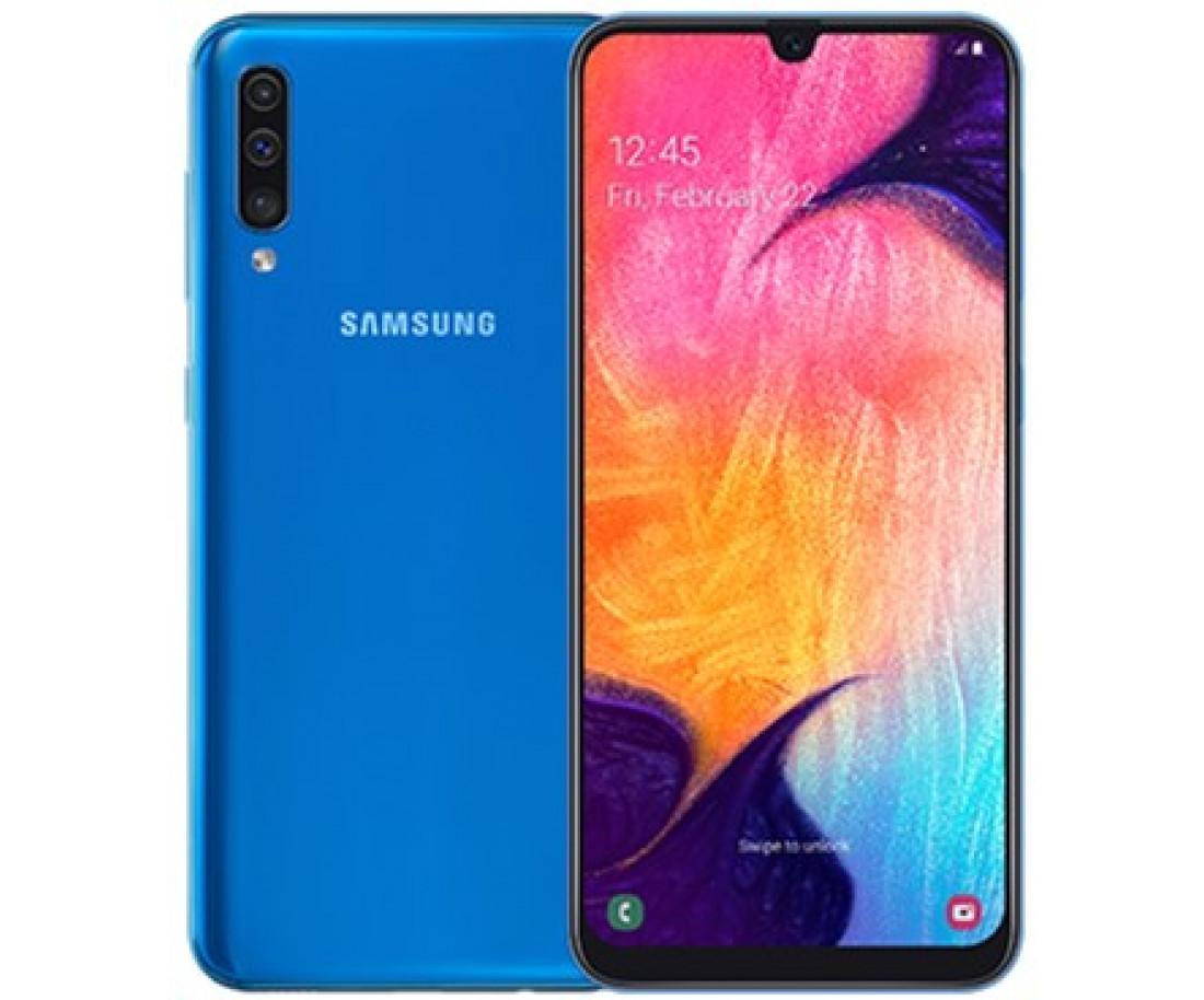 Samsung Galaxy A50 2019 SM-A505F 4/64GB Blue (SM-A505FZBU)