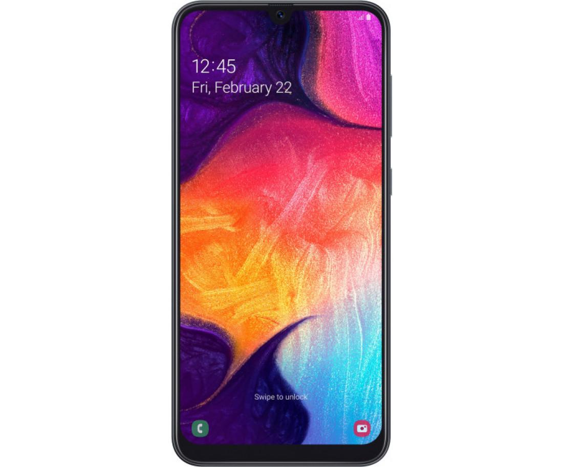 Samsung Galaxy A50 2019 SM-A505F 4/64GB Black (SM-A505FZKU)