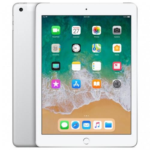 iPad 9.7 2018 Wi-Fi + LTE 128Gb Silver