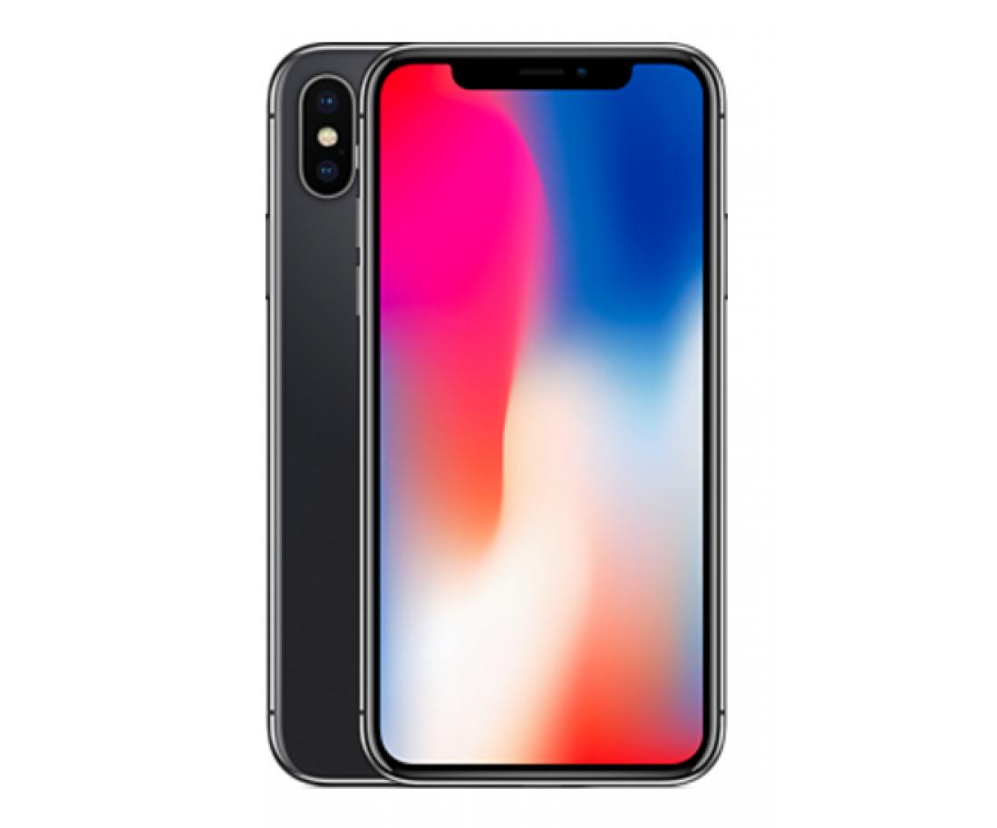 iPhone X 64gb, SG (MQAC2) Open Box (354878095212065)