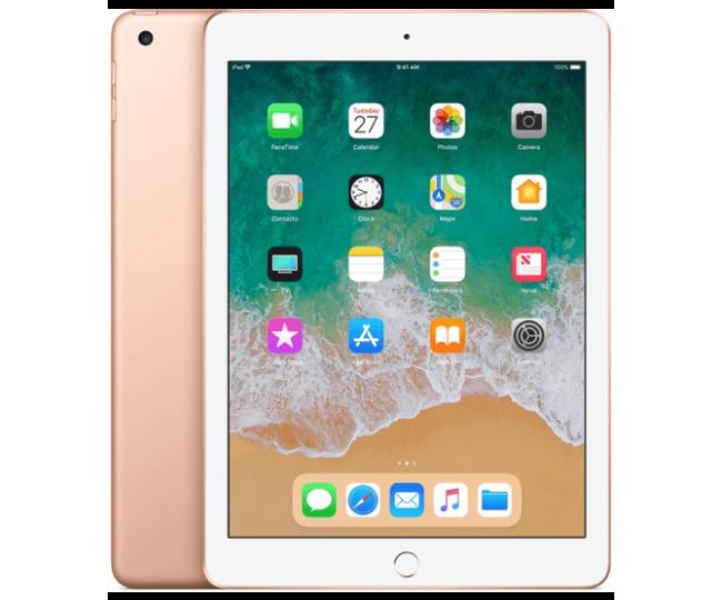 iPad 9.7 2018 Wi-Fi 128Gb Gold