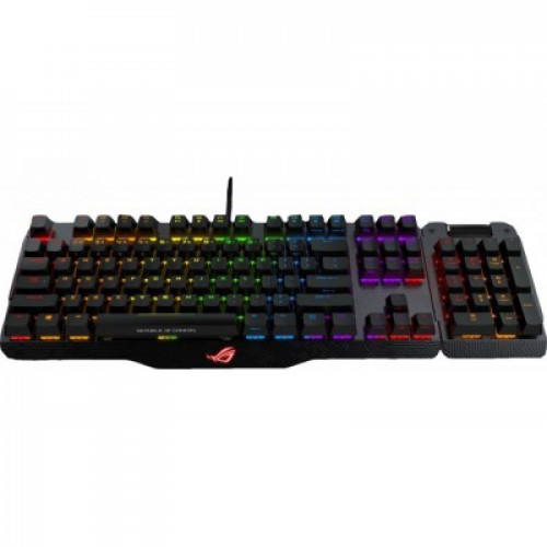 Игровая клавиатура ASUS ROG Claymore USB MX Cherry Black 90MP00E2-B0EA00