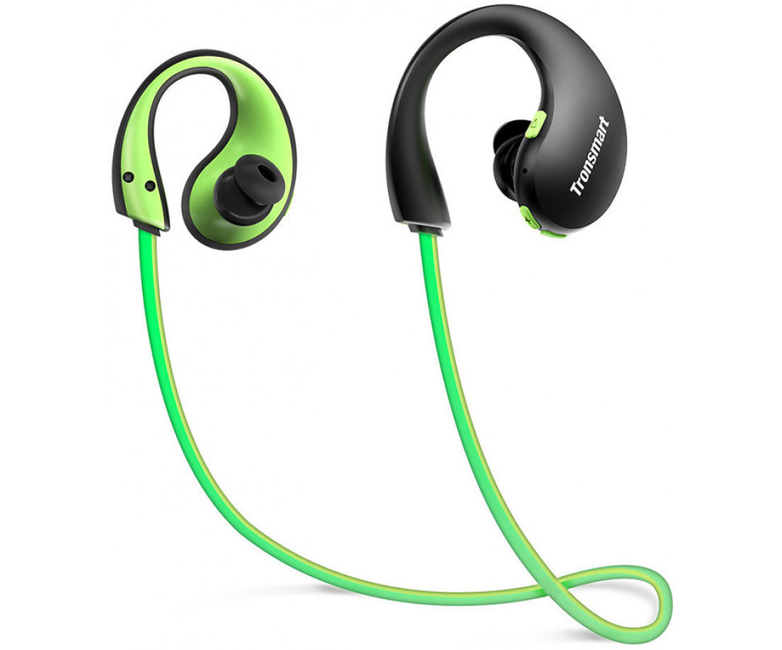 Наушники Tronsmart Encore Gleam Bluetooth Sports Earphone Green