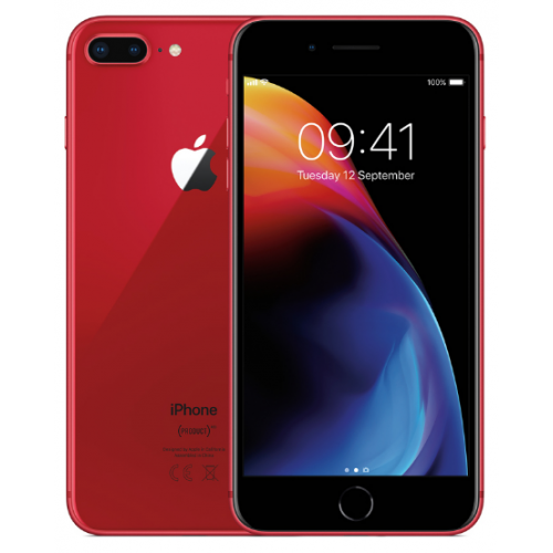 Apple iPhone 8 Plus 256gb, Red