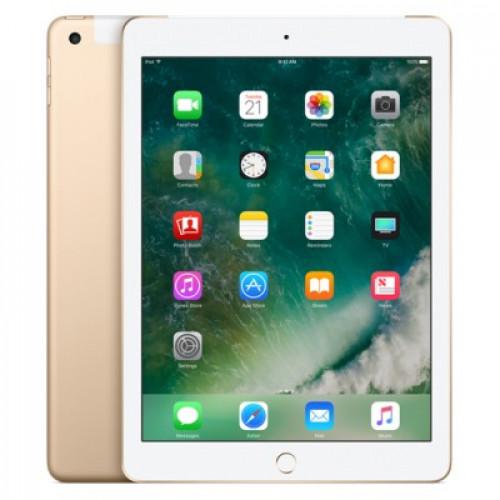iPad 2017 Wi-Fi + LTE, 128gb, Gold CPO