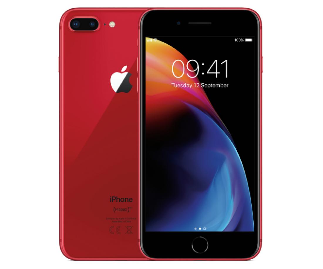 iPhone 8 Plus 256gb, Red