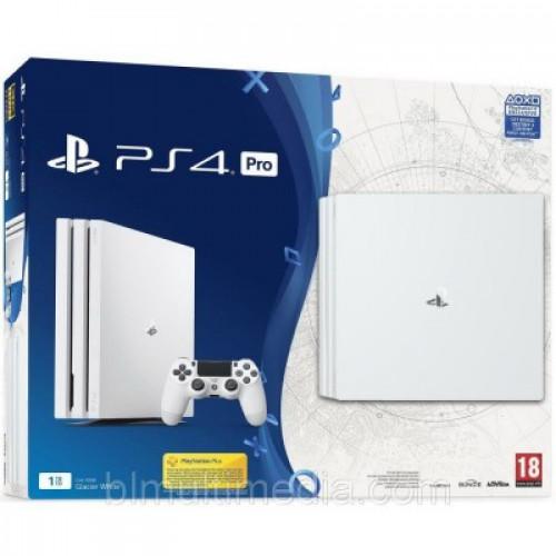 Игровая консоль Sony Playstation 4 Pro 1TB Limited Edition (White) + Destiny