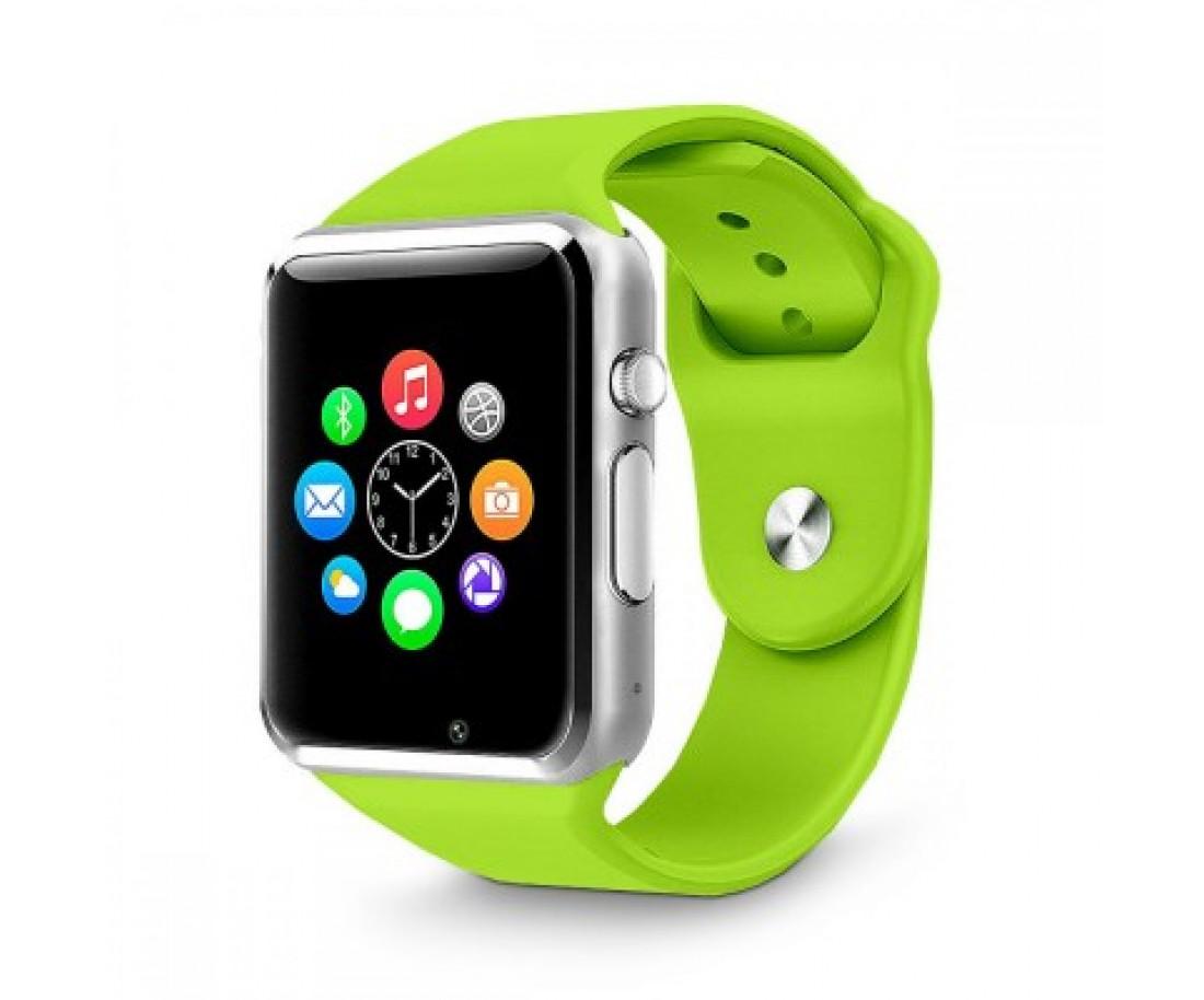 Смарт-часы UWatch A1 (Green)*EU