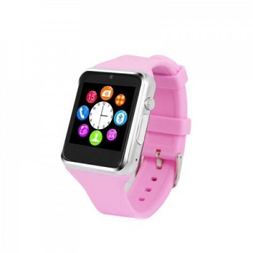 Смарт-часы UWatch A1 (Pink)*EU