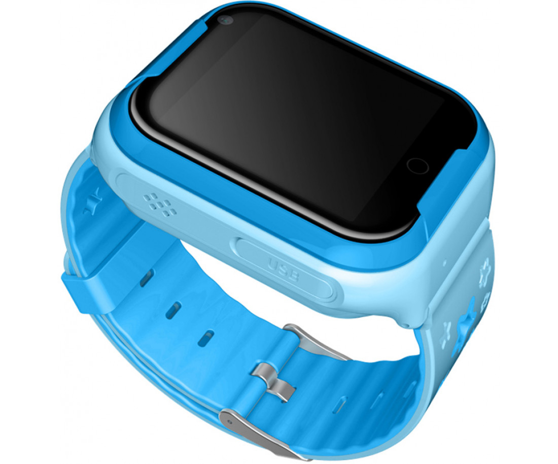 Часы UWatch Q402 Kid smart watch Blue