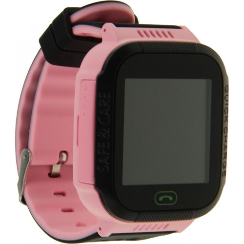 UWatch Q528 Kid smart watch Pink