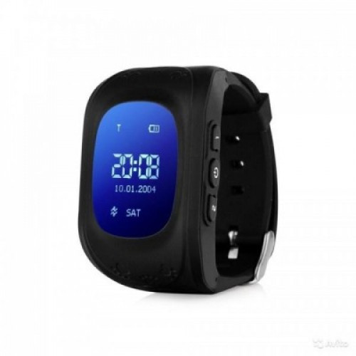 Детские смарт часы Owly Smart Baby Watch Q50 Black