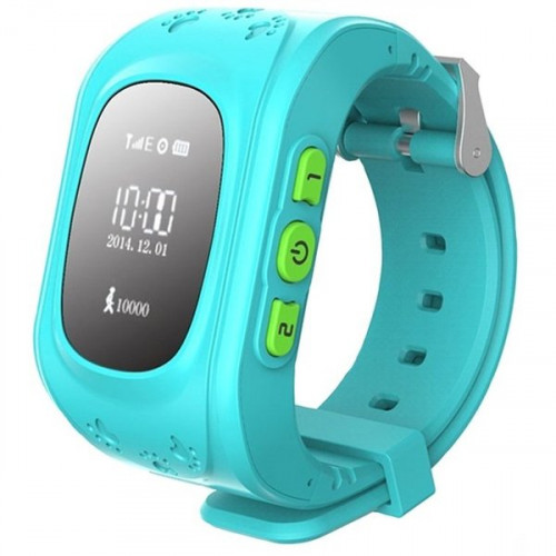Детские смарт часы Owly Smart Baby Watch Q50 Blue