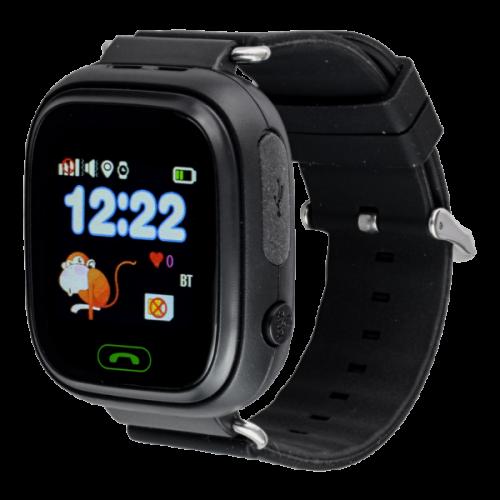 Детские смарт часы Owly Smart Baby Watch Q90 Black