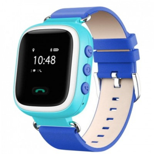 Детские смарт часы Owly Smart Baby Watch Q90 Blue