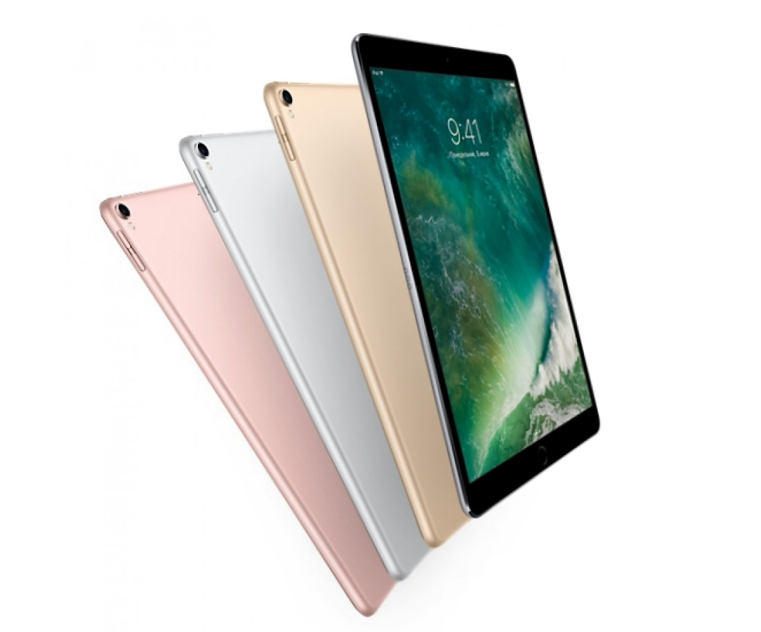 Планшет Apple iPad Pro 10.5 64GB 4G Space Gray