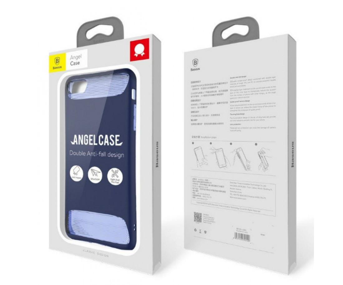 Чехол Baseus Angel Case White для iPhone 7