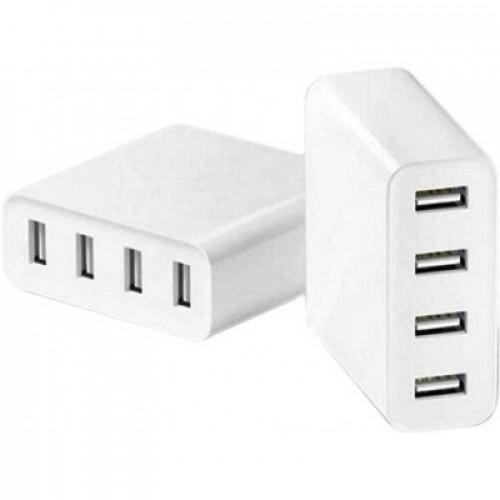 Зарядное устройство Mi USB Multiple hub 4 USB White GDS4044CN