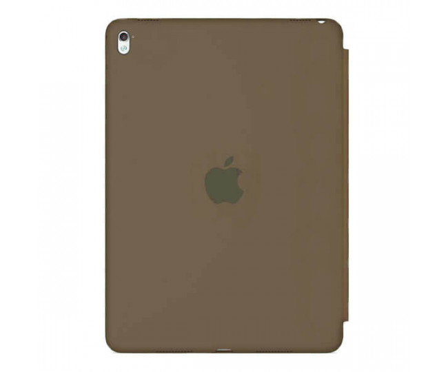 Чехол Apple Smart Case Original Dark Brown для iPad Pro 10.5