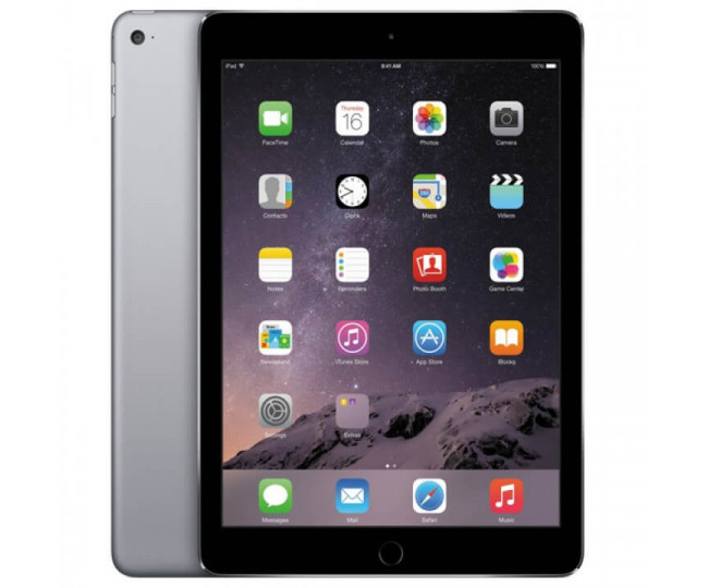 Apple iPad Air Wi-Fi 16GB Space Gray (MD785)