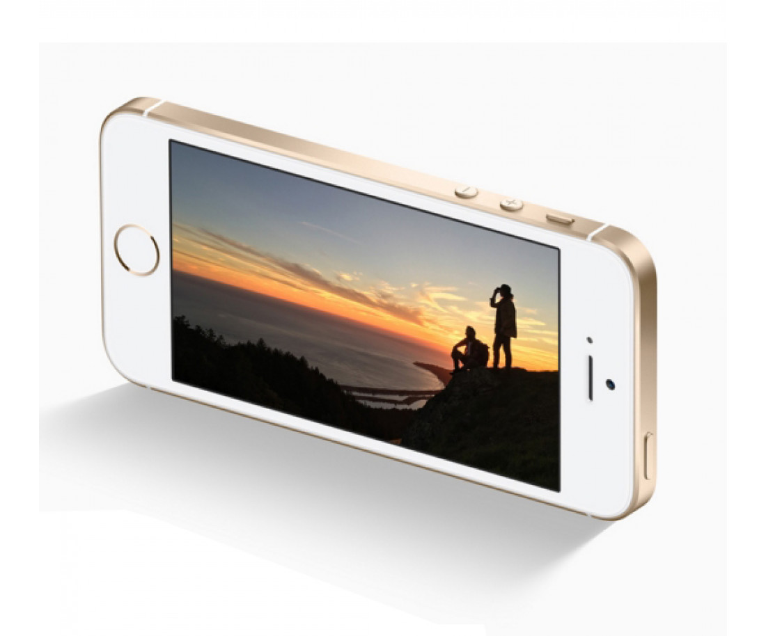 Apple iPhone SE 16gb Gold Neverlock CPO