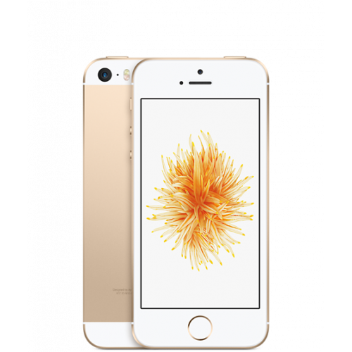 Apple iPhone SE 128gb Gold Neverlock