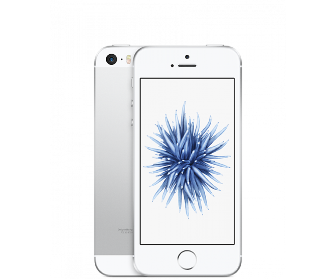 Apple iPhone SE 128gb Silver Neverlock