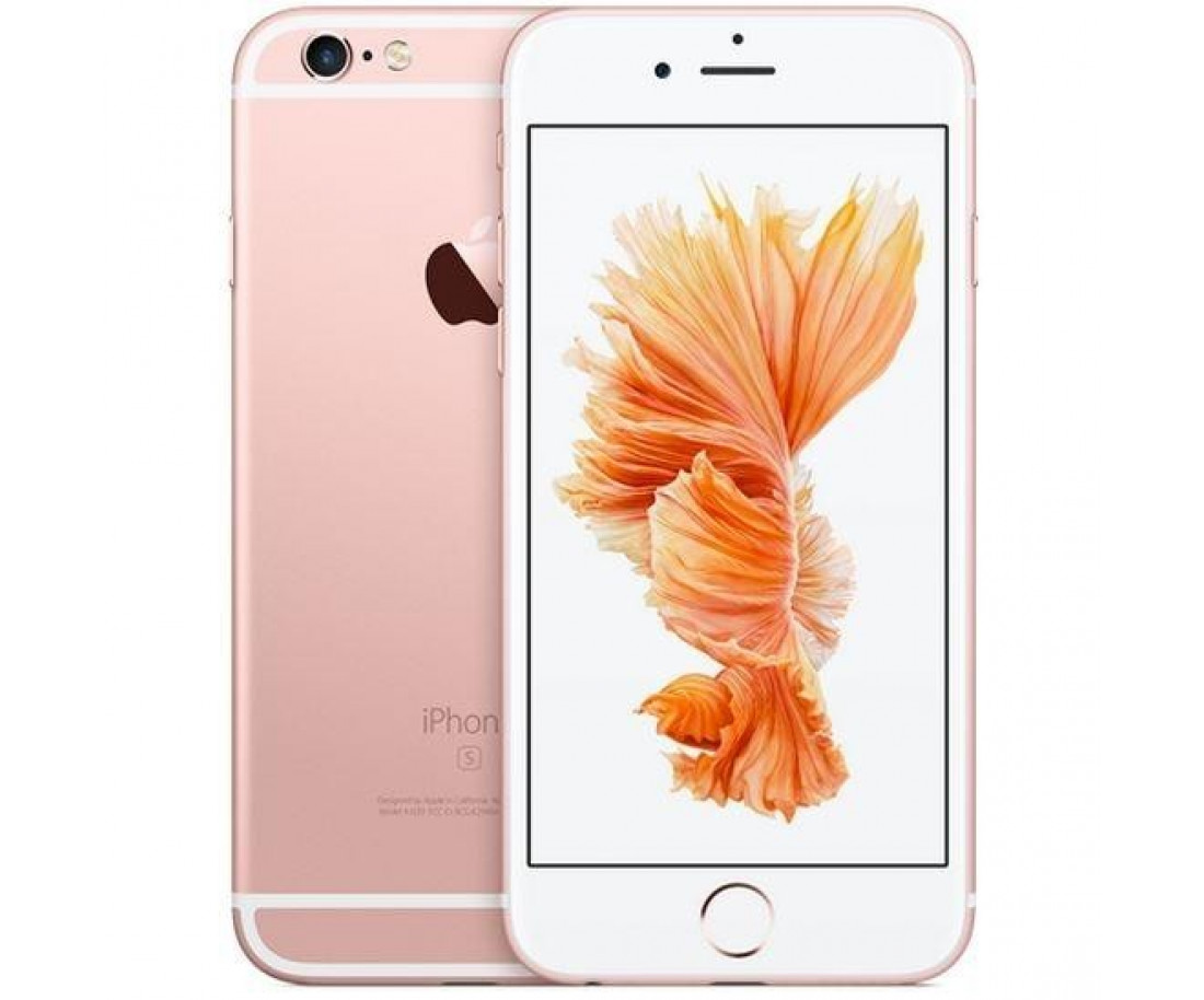 Apple iPhone 6S 32GB Rose Gold Neverlock