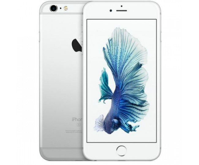Apple iPhone 6s 64gb Silver Neverlock