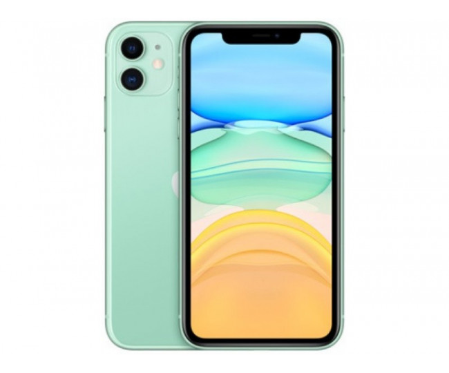 iPhone 11 128gb, Green (MWLK2) б/у
