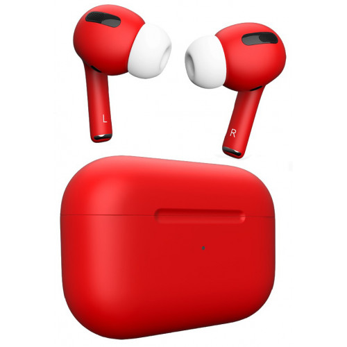Матовые наушники Apple AirPods Pro Red (MWP22)