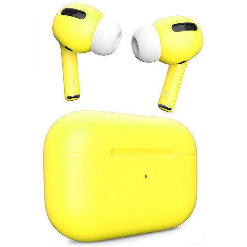 Матовые наушники Apple AirPods Pro Lemon Tonic (MWP22)