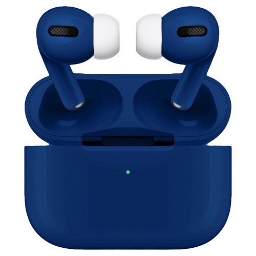 Глянцевые наушники Apple AirPods Pro Blue (MWP22)