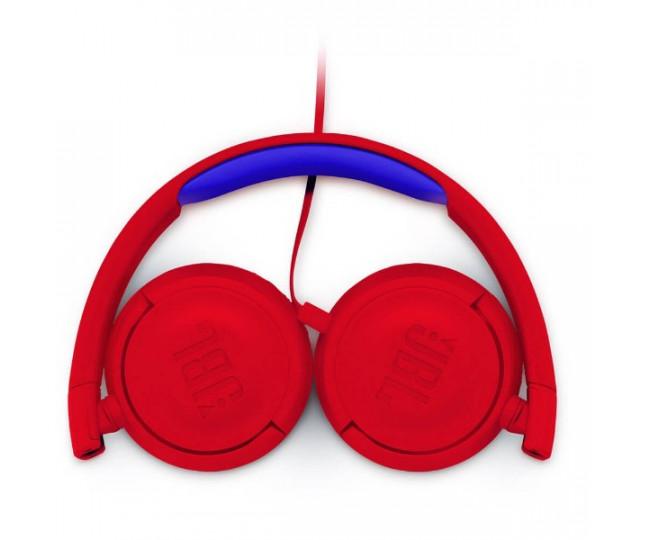 Наушники для детей JBL JR 300 Red (JBLJR300RED)
