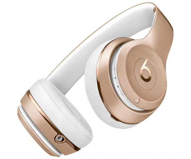 Наушники Beats by Dr. Dre Solo 3 Wireless Gold (MNER2)