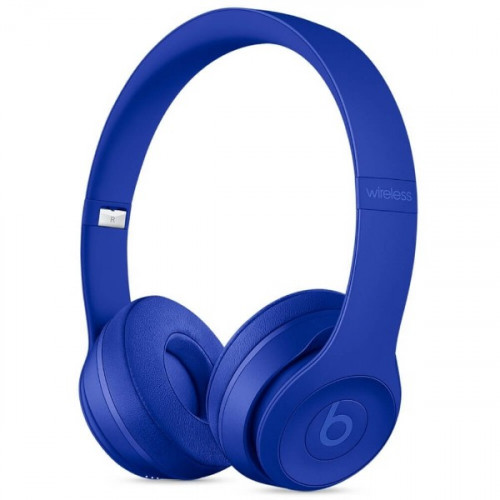 Наушники Beats by Dr. Dre Solo 3 Wireless Break Blue (MQ392)