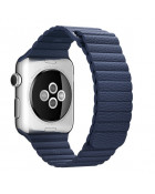 Ремешок 38/42mm Leather Loop Midnight Blue для Apple Watch