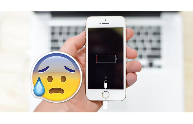 Почему не заряжается айфон?